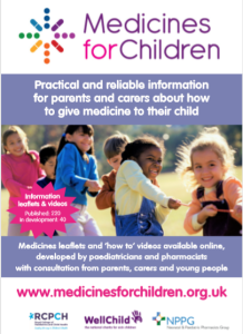 Flyer for parents